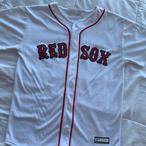 Official MLB Red Sox Jersey!!